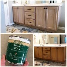 how to lighten wood kitchen cabinets diy lime wax on honey oak cabinets home diy honey oak