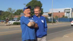 solid blue fan helps another get 1 spot at big blue madness