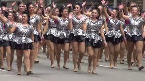 united states of america thanksgiving macys thanksgiving day parade 2016 spirit of america dancers 2016