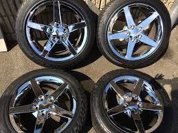 chrome corvette wheels vwvortex com chrome c6 corvette oem wheels