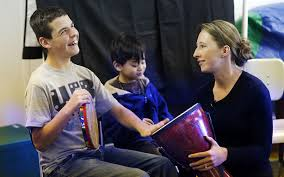 Utah Schools For The Deaf And The Blind Music Therapy For Students Who Are Both Deaf And Blind Truly Works
