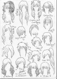 sketches of hair hair sketches by bronitronas on deviantart