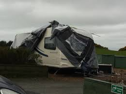 Roll Out Awning For Campervan 7 Tips For Keeping Your Rv Awnings In Top Shape Rvshare Com
