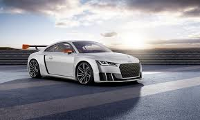 audi tt electric 600 hp audi tt clubsport brings 2 5 tfsi with electric turbo to