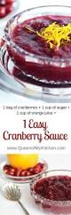 dinde thanksgiving 1 easy cranberry sauce recette fait maison thanksgiving et sauces