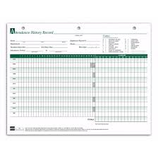 stunning employee attendance sheet record with blank name and
