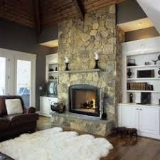 Built In Bookshelves Fireplace by Fireplace Built In Shelves And Benches For The Home Pinterest
