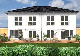 Kompletthaus Preise Haus Doppelhaushälfte 100 024 Hausbau Preise