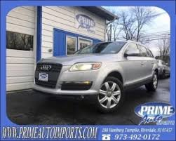 freehold audi used audi q7 for sale in freehold nj 79 used q7 listings in