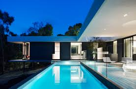 u shaped houses amazing cliff house with living roof glass floor and courtyard