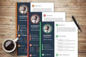 Two Column Resume 50 Professional Resume U0026 Cv Templates