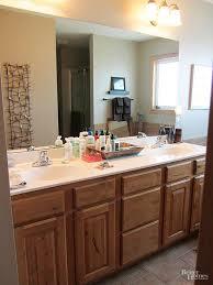 Low Budget Bathroom Makeover - bathroom makeovers