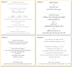 wedding invitation wording examples uk invitation ideas