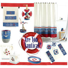 Nautical Bath Rug Sets Bathroom Accessories Stroymarket Info