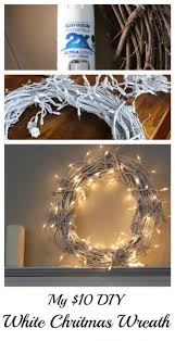 445 best white christmas diy decor images on pinterest la la la