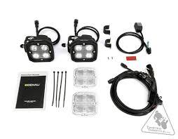denali d4 2 0 trioptic led light kit with datadim technology