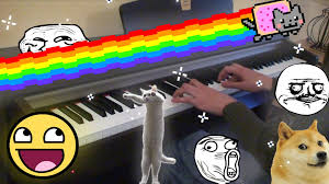 Piano Meme - a meme piano medley youtube