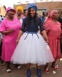 Tswana Tradition Modern African Fashion Pinterest Africans