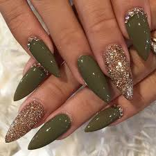 the 25 best colored acrylic nails ideas on pinterest acrylics