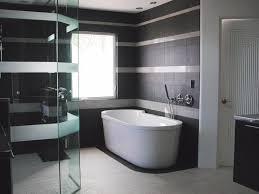 desain kamar mandi warna hitam putih jadikan kamar mandi mewah elegan dan dinamis dengan warna hitam putih