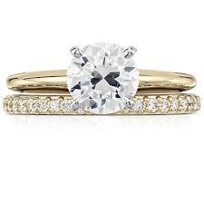 yellow gold diamond rings popular 18k yg diamond rings pavé diamond eternity ring in 18k