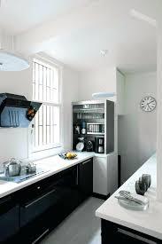 deco cuisine noir et blanc deco cuisine noir et gris 6 emejing blanc contemporary lalawgroup