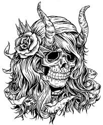 skull crown tattoo design for men photo 1 real photo pictures
