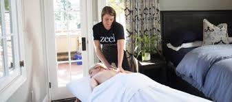 Draping During Massage What To Expect During Your First Massage Pause The Zeel Blog