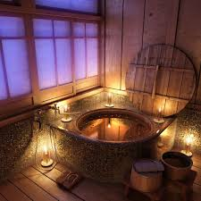 Japanese Bathroom Design Let Your Body Trapped In Serenity In Japanese Bathroom Homesfeed