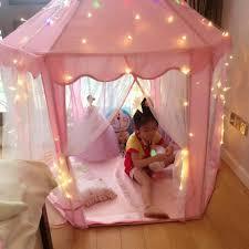 leu bong cho be lều công chúa hoàng tử xứ sở thần tiên cho bé yêu