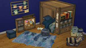 the sims 4 creations pb teen boy room from anna bps ts2 to ts4 conversation