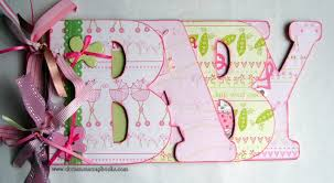 baby girl scrapbook album baby albums creative keepsakes custom scrapbooks