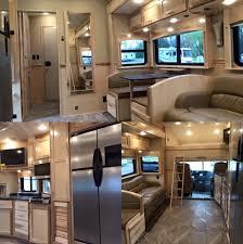 Motor Home Interiors Luxury Motorhome Interior