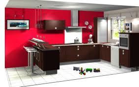 peinture cuisine moderne peinture mur cuisine contemporaine idée de modèle de cuisine