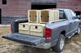 Truck Bed Dog Kennel Gun Vault And Dog Kennel System Dakota 283