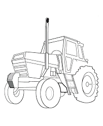 tractor trailer coloring pages lovely tractor coloring page 28 for free colouring pages with