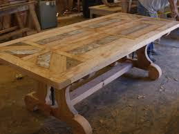 rustic dining room furniture kitchen table enamour image for make a rustic room tables pro