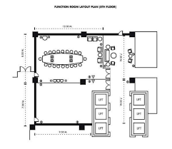 room floor plan banqueting and meeting rooms at amari watergate bangkok floor plans