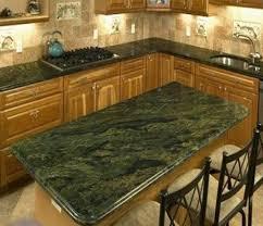 Kitchen Countertop Material Design Green Granite Counter Tops Photos Of Green Granite Kitchen