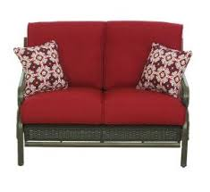 Wicker Settee Replacement Cushions Martha Stewart Living Cedar Island Martha Stewart Replacement