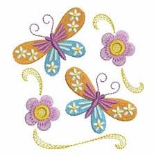 butterfly swirl embroidery designs machine embroidery designs at