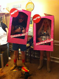 Barbie Ken Halloween Costume Couple Halloween Costume Redneck Ken Knocked Barbie Halloween