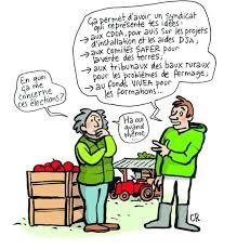 chambre agriculture 74 confédération paysanne