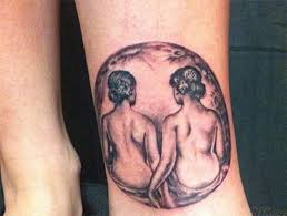45 of the most extraordinary gemini tattoos to compliment your
