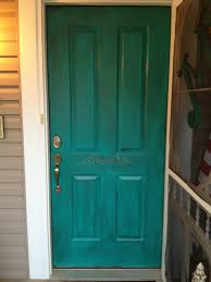 Front Door Painted by My Front Door Painted With Sherwin Williams Nifty Turquoise And