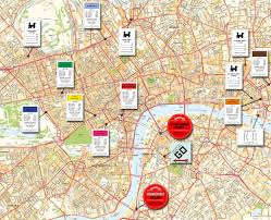 Monopoly Map London U2013 The Holiday Tots Blog