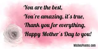 to the best mom happy mother s day card birthday happy mother s day poems huffpost