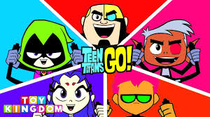 teen titans go transforms color swap episode coloring animation