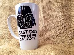 best large coffee mugs darth vader best dad in the galaxy coffee mug 18 oz large coffee