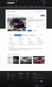 lexus dealer rental cars automotive cars dealer responsive html5 css3 by coralixthemes